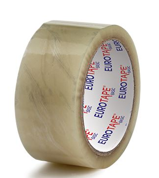 Item TAPE, PACKAGING ADHESIVE ACRYLIC Colorless 48/50