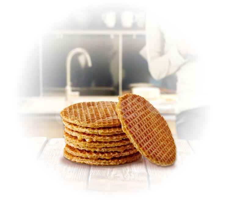 Купить Печенье голландские StroopWafels 10 шт. на Otpravka - цены и фото - доставка из Польши и стран Европы в Украину.