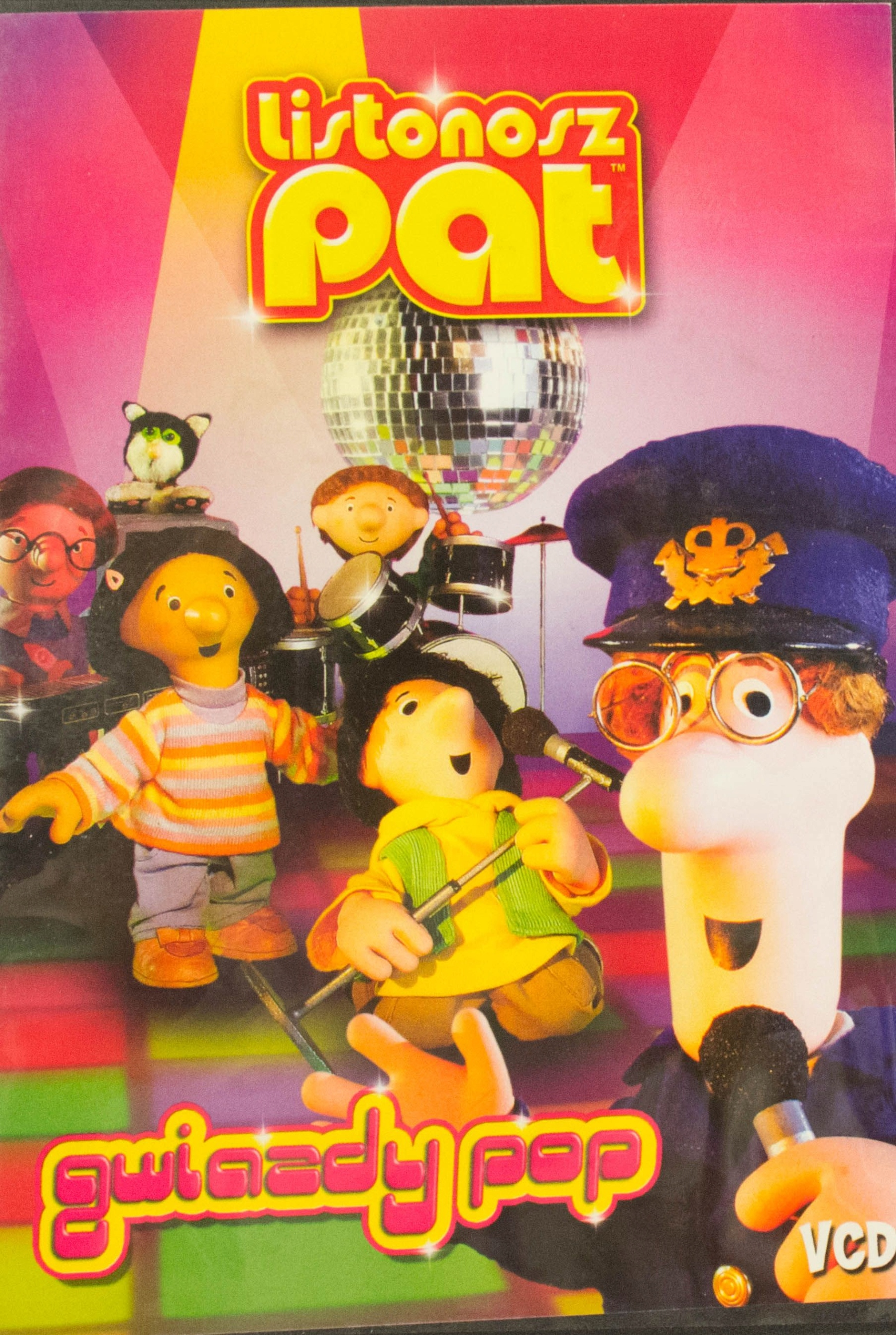 Item POSTMAN PAT'S POP STARS