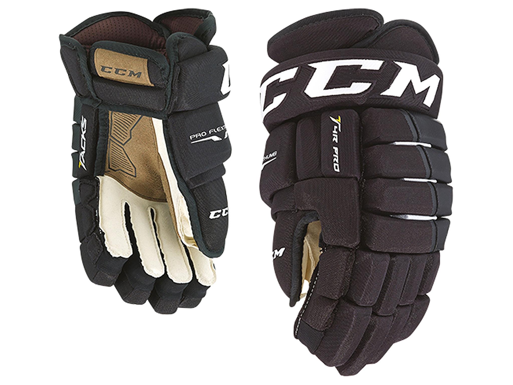 Hokejové rukavice CCM 4R PRO CVOČKY JR - 11''