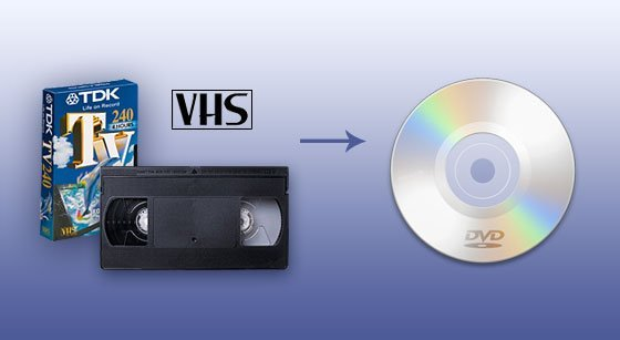 Item Overwriting TAPES and camcorders to DVD, USB drive.