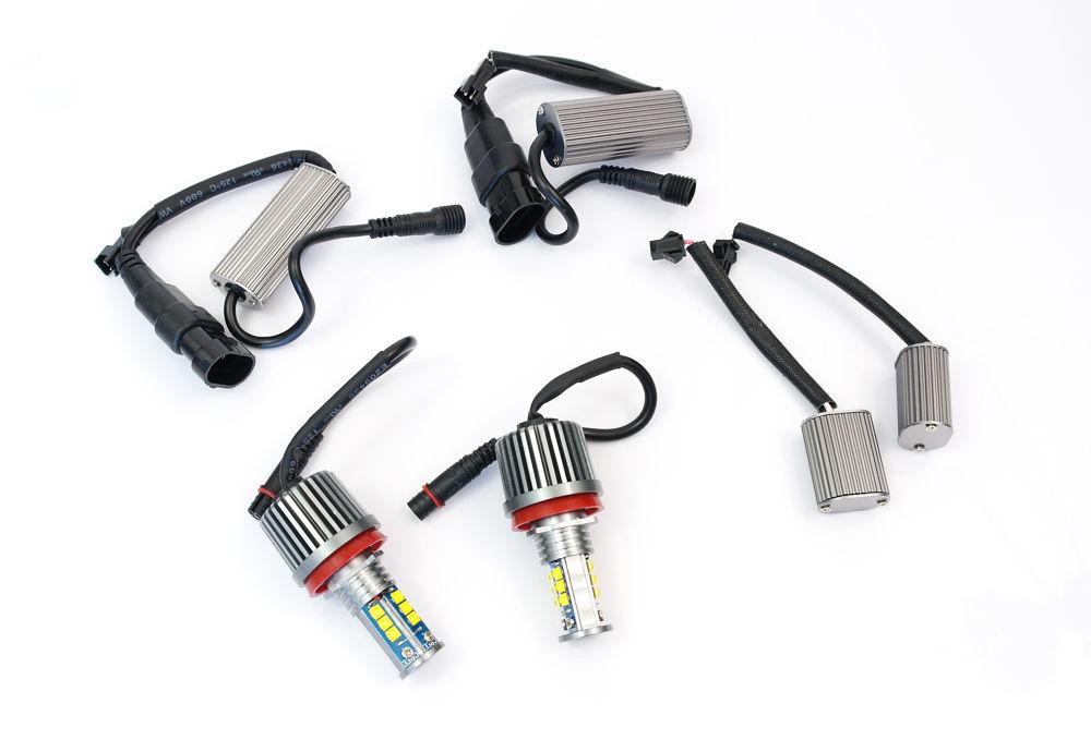 BMW RING LED MARKER H8 240W E90 E91 E92 E93 E60 Producent Interlook