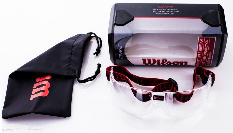 Wilson Omni Ochranné okuliare