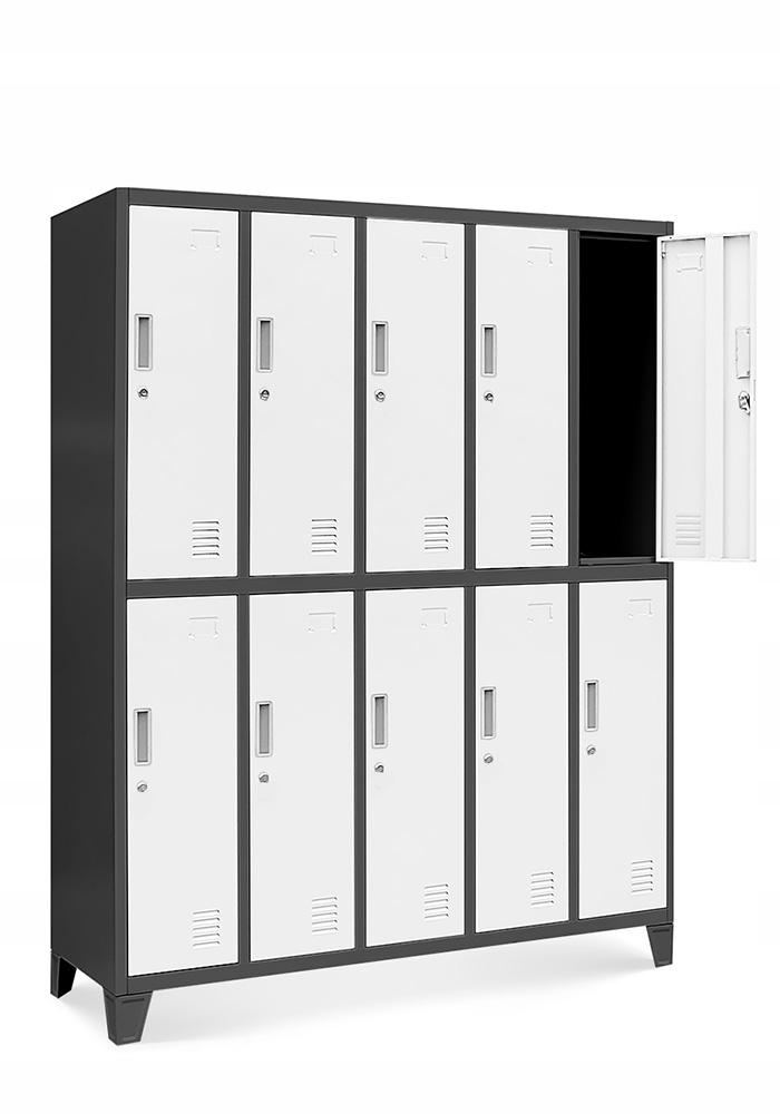 Металлическая шкаф шкаф для одежды ТРУДА  НОВАК