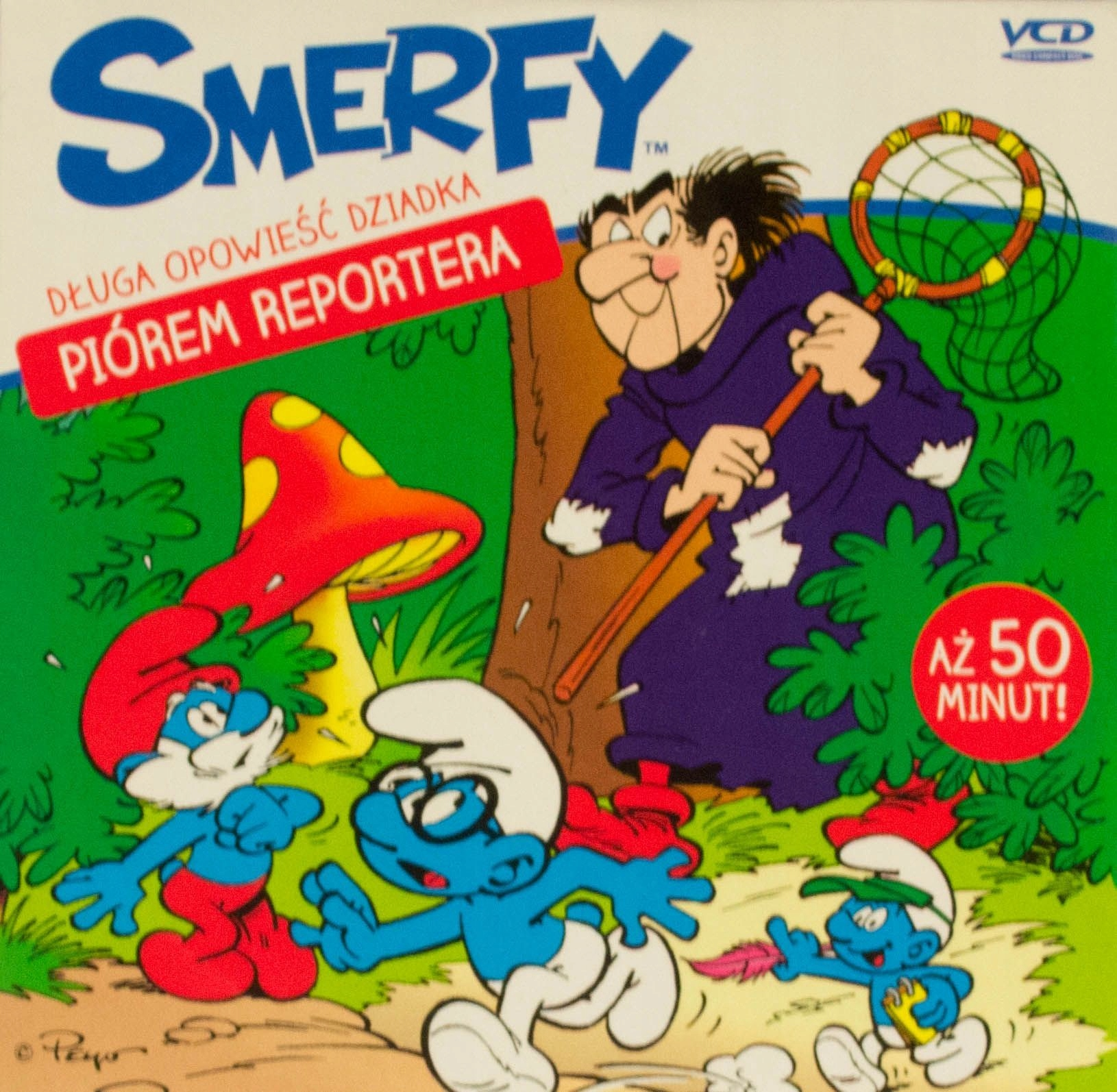 Item Smerfy 2 bajki VCD