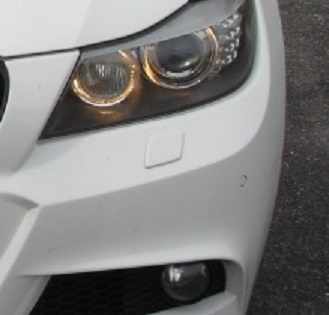 ЗАГЛУШКА ОМЫВАТЕЛЯ BMW 3 E90/ E91 LIFT M-PAKIET