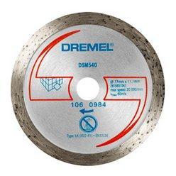 Diamantový kotúč DREMEL na dlaždice DSM 540 DSM20