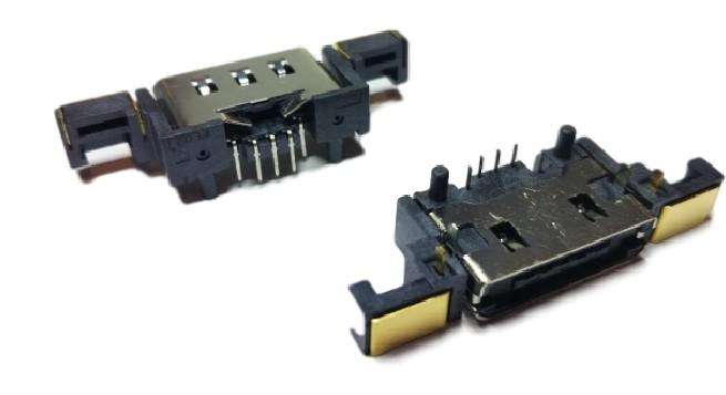 Item power socket port connector for Wii U