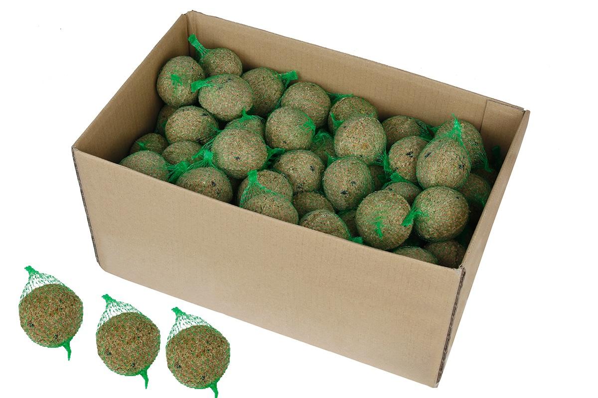 Шарики для птиц, зимние, жирные семена 200 шт.