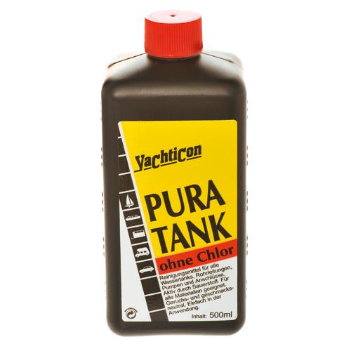 PURA TANK - средство для очистки резервуаров для воды