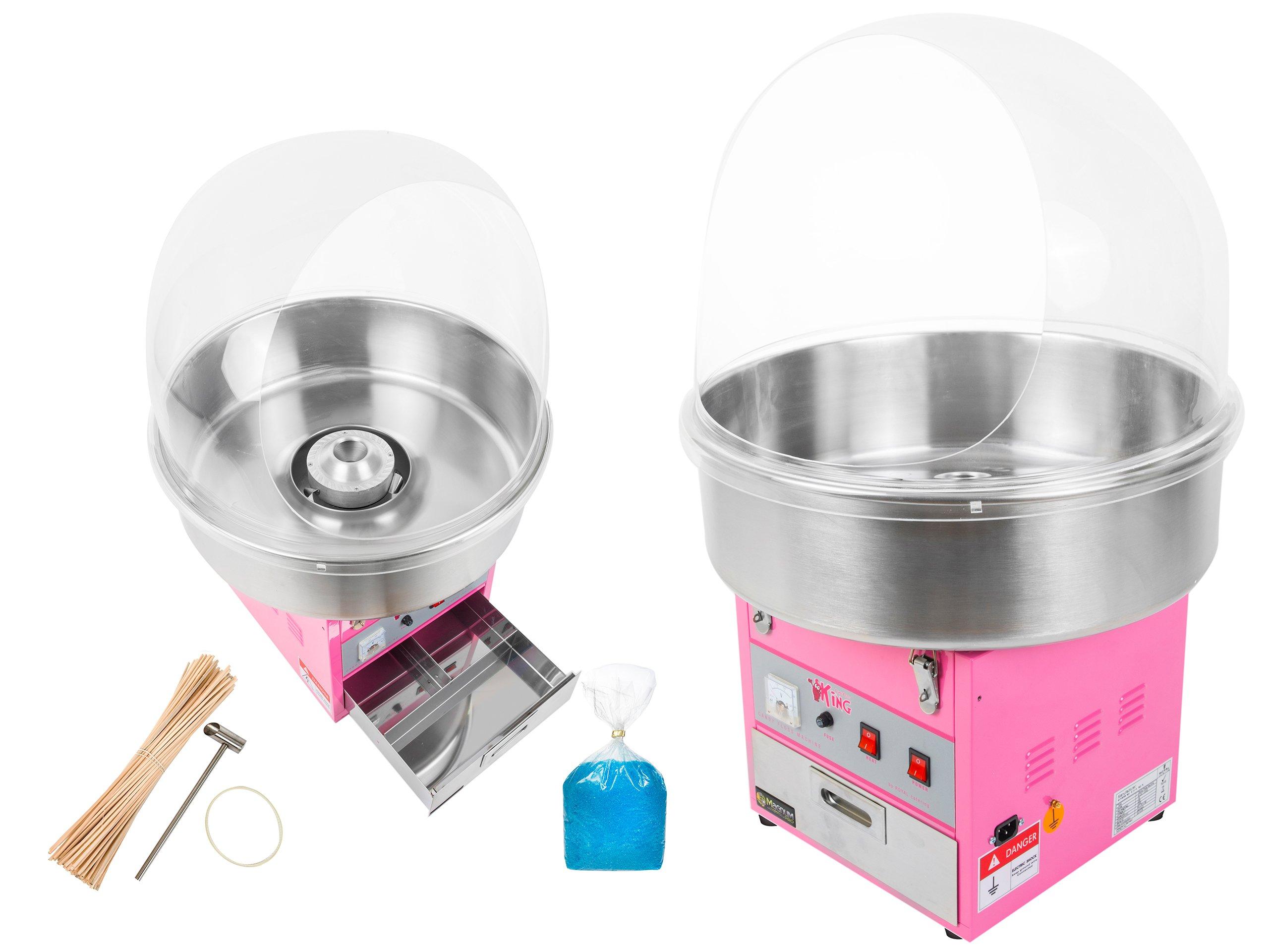 Sugar Cotton Stroj pre cukor WAT + FV CUKRU