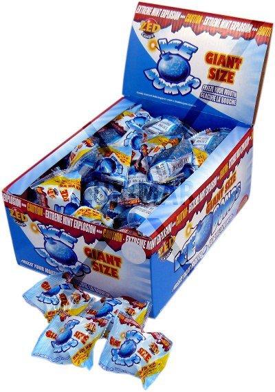 Cukierki ZED Ice Bombs Łamiszęki 90 szt