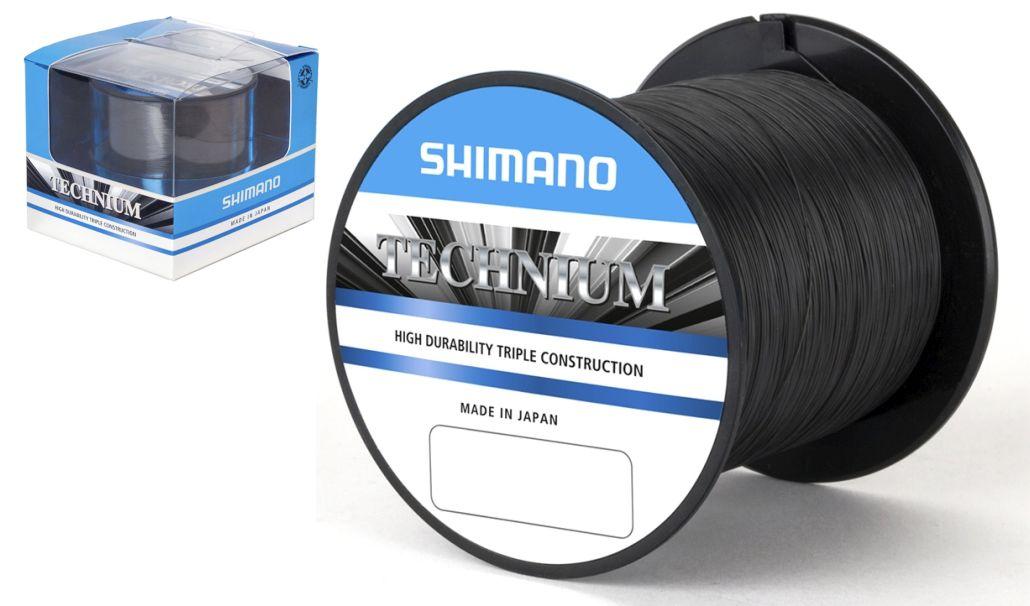 Shimano Technium 0,285 / 7.5 kg Box Premium 1250m