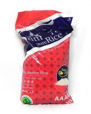 [WO] Jazmínová Ryža 5kg Thajsko Siam Čistý