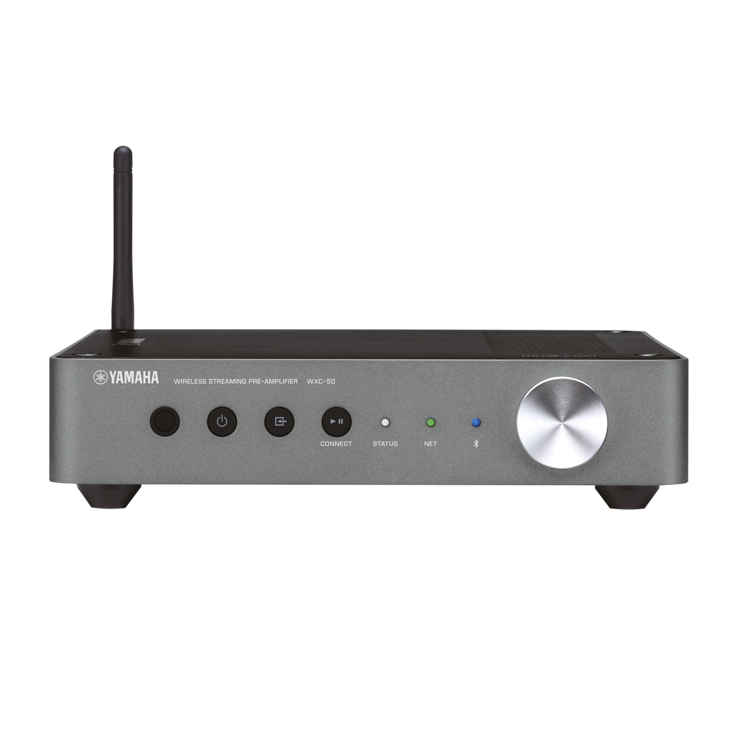 Yamaha WXC-50 Стример Spotify Musiccast Net Radio купить в