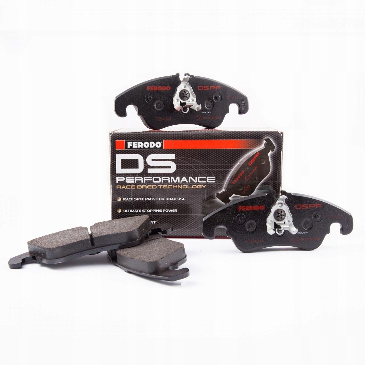 Klocki FERODO DS Performance Przód AUDI A4, B7