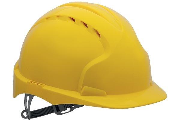 Prilba Prilba Ochranná certifikovaná žltá certifikácia