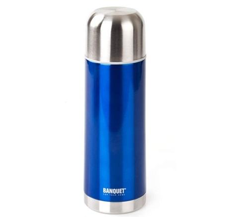 Termoska 0,5l Avanza Boatquet Blue Steel Solid