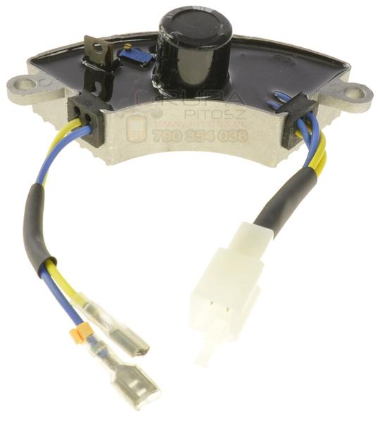 AVR Controller Stabilizátor Agregát