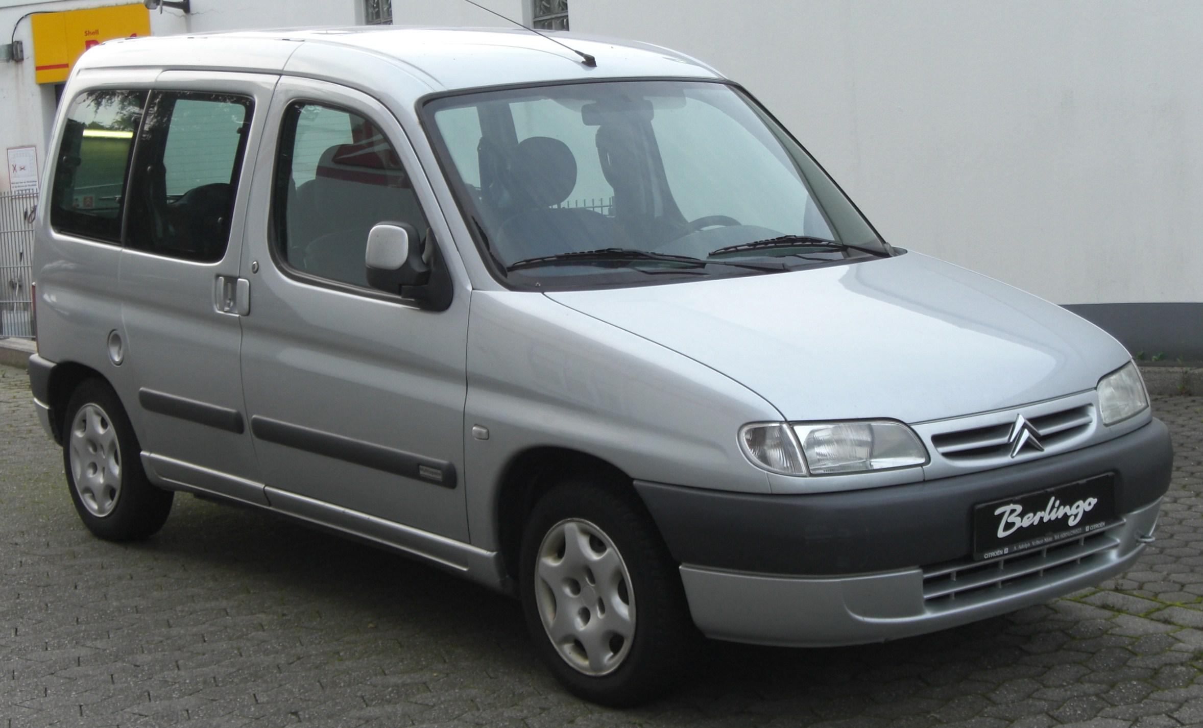 ФАРКОП CITROEN BERLINGO PEUGEOT PARTNER 1