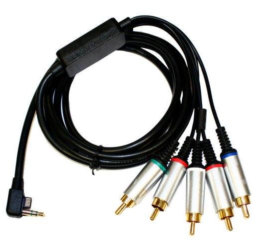 Káblová komponent PSP TV Connect PSP na TV