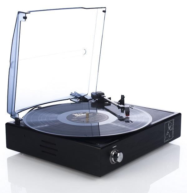 Черный проигрыватель дисков БЕСПЛАТНАЯ СКИДКА CD с рождественскими гимнами