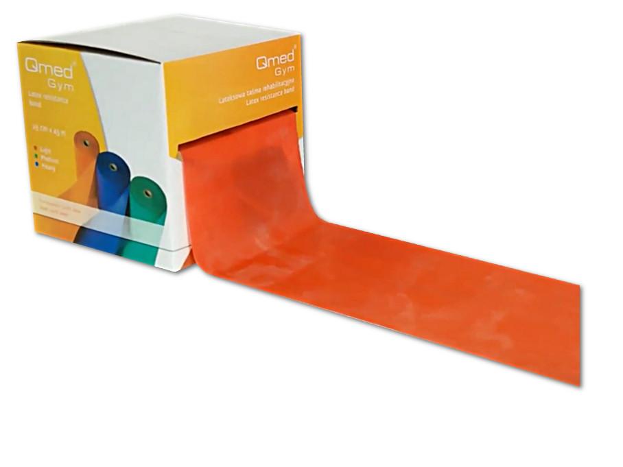 Cvičenie Rehabilitačná páska 2,5 m x 15 cm