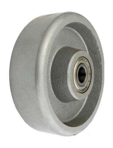 Чугунное колесо для тяжелых условий эксплуатации 200 200 кг колеса