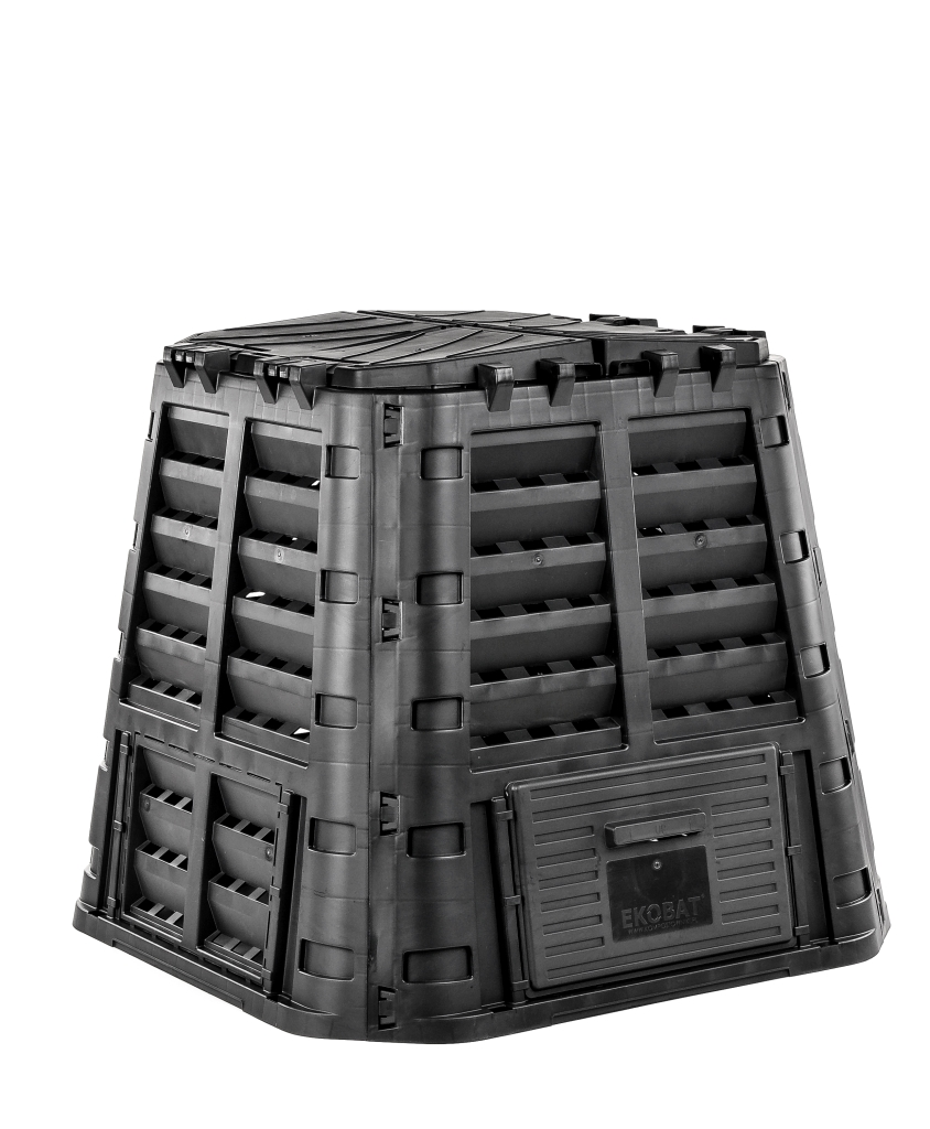 Ekosmart zloženie 420l čierny vylepšený model