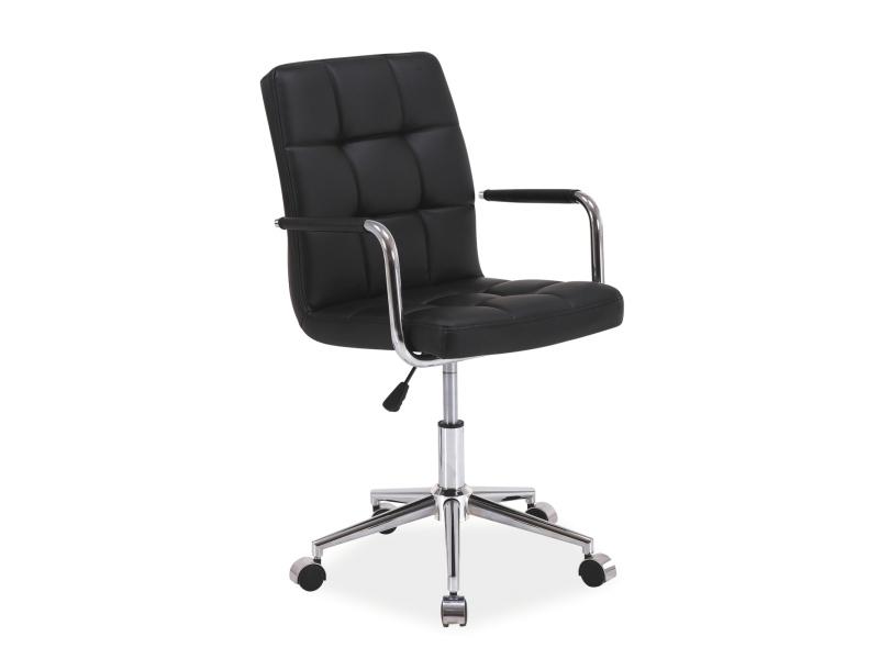 Otočná stolička office Q-022 black doručenie do 24 hodín!