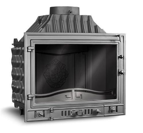 KAWMET Retro W4 14,5 kW krbová vložka
