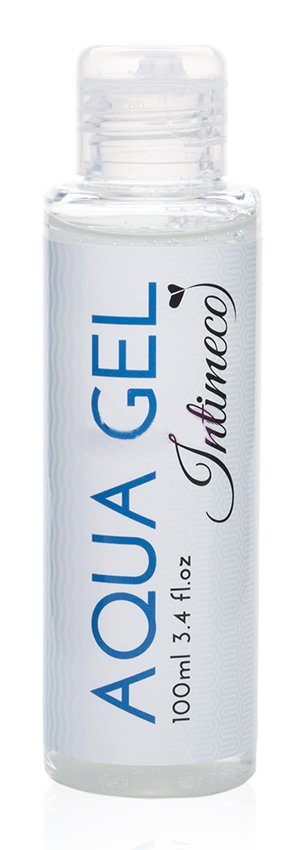 Item MOISTURIZING GEL LUBRICANT - Aqua Gel 100 ml