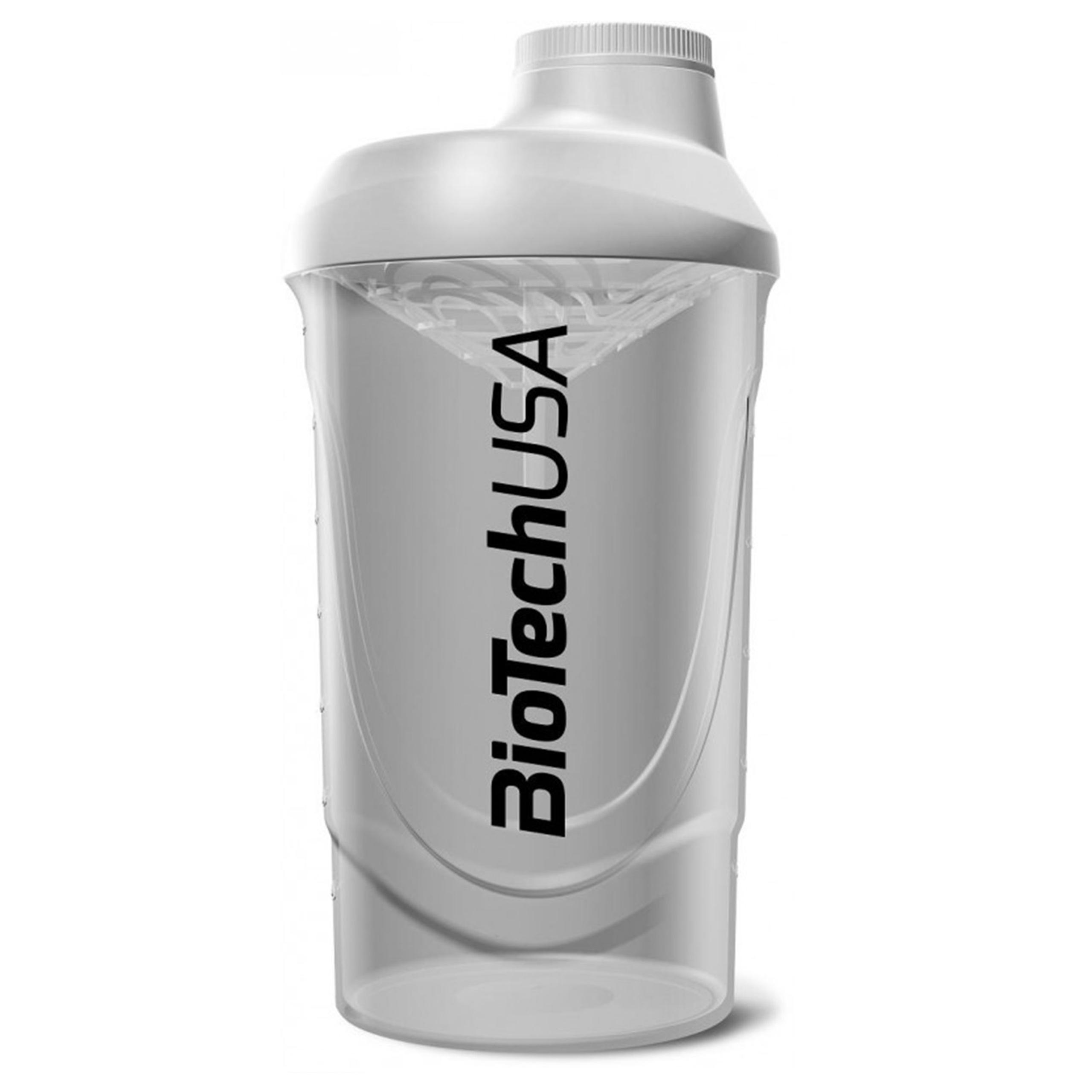 Biotech Shaker Wave 600ml Bidon Szejker Seal