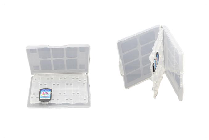 Krabica pre 14 hier a 4 PS VITA pamäťových kariet