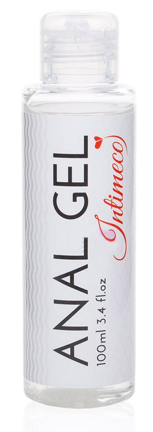 Item Anal Gel 100 ml - LUBRICANT ANAL GEL CREAM