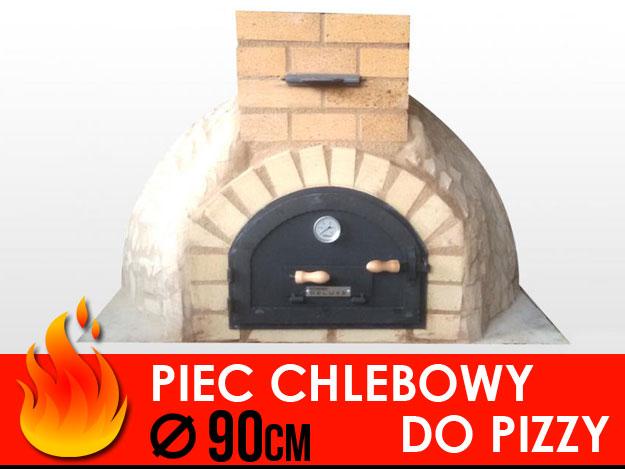 Pizza pečenie pečené chlieb vystrelené drevo Milano