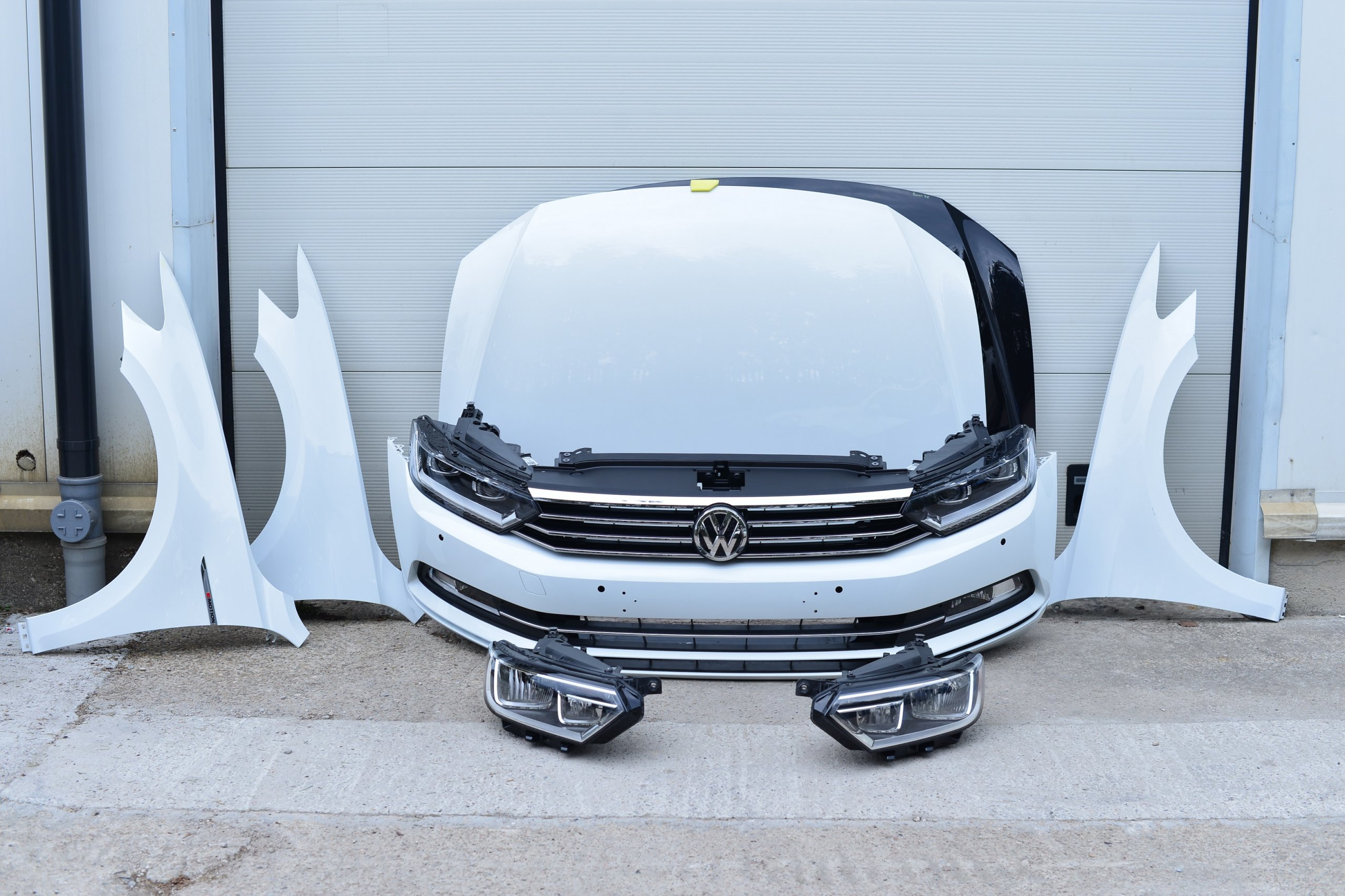 [КАПОТ ZDERZAK КРЫЛО REFLEKTOR PAS VW PASSAT B8 из Польши]изображение