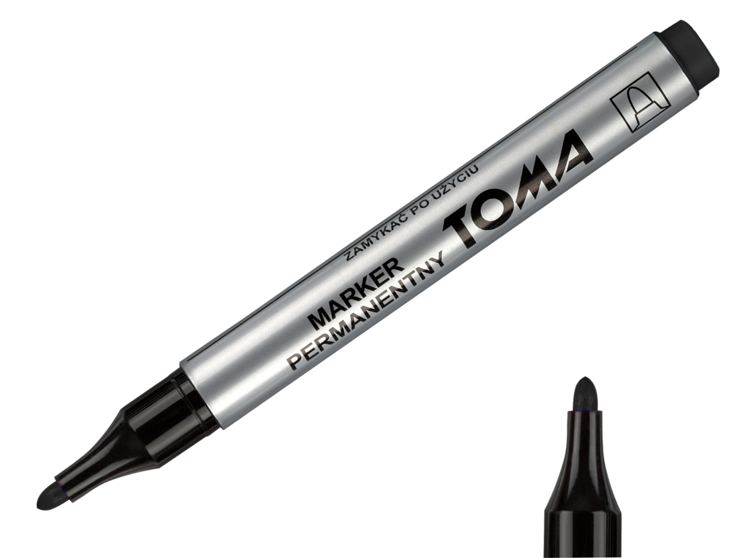Item Marker permanent makeup round Tom-090 black