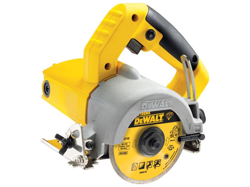DeWalt DWC410 Przecinarka ręczna do płytek 110mm