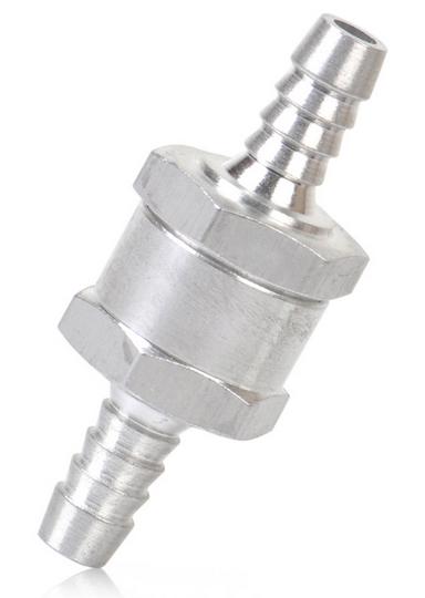клапан обратный топлива 6mm металлический zaworek