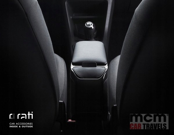 Picture of SKODA FABIA II ARMREST LUX ARMSTER 2