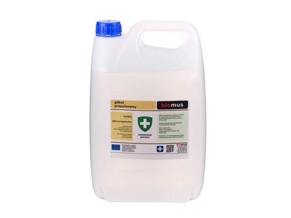 Пропиленгликоль чистый 99,9% BIOMUS 5Л