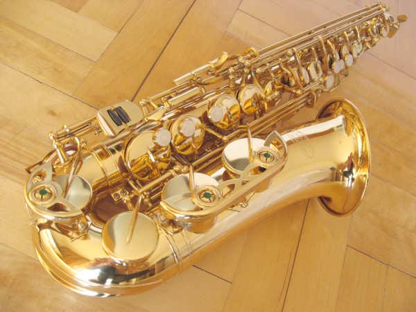Alto Saxophone Cantabil AS-450, Nový