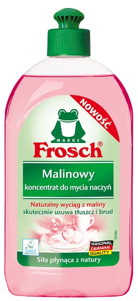 FROSCH Malinowy koncentrat do mycia naczyń 0,5 l