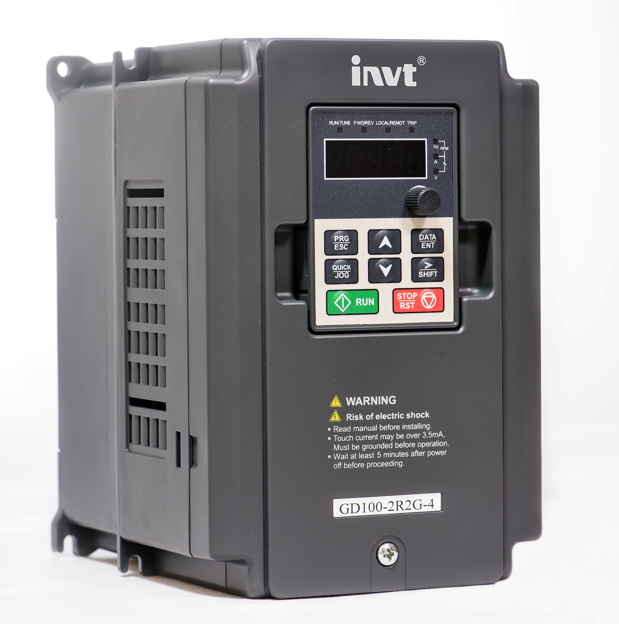 Falownik 4kW INVT GD20-004G-4-EU wektor Gwar 2lata