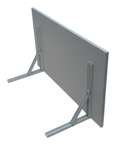 Stôl, stôl skladací skladacie steny 80x30 8kol