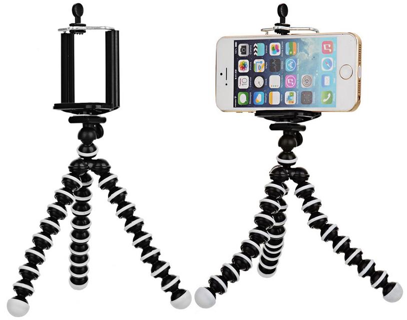 Mini Statyw mały stołowy fotograficzny na telefon