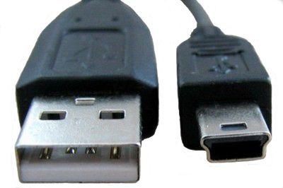Kábel pre Digitálny fotoaparát USB2.0 Hi-Speed! Canon
