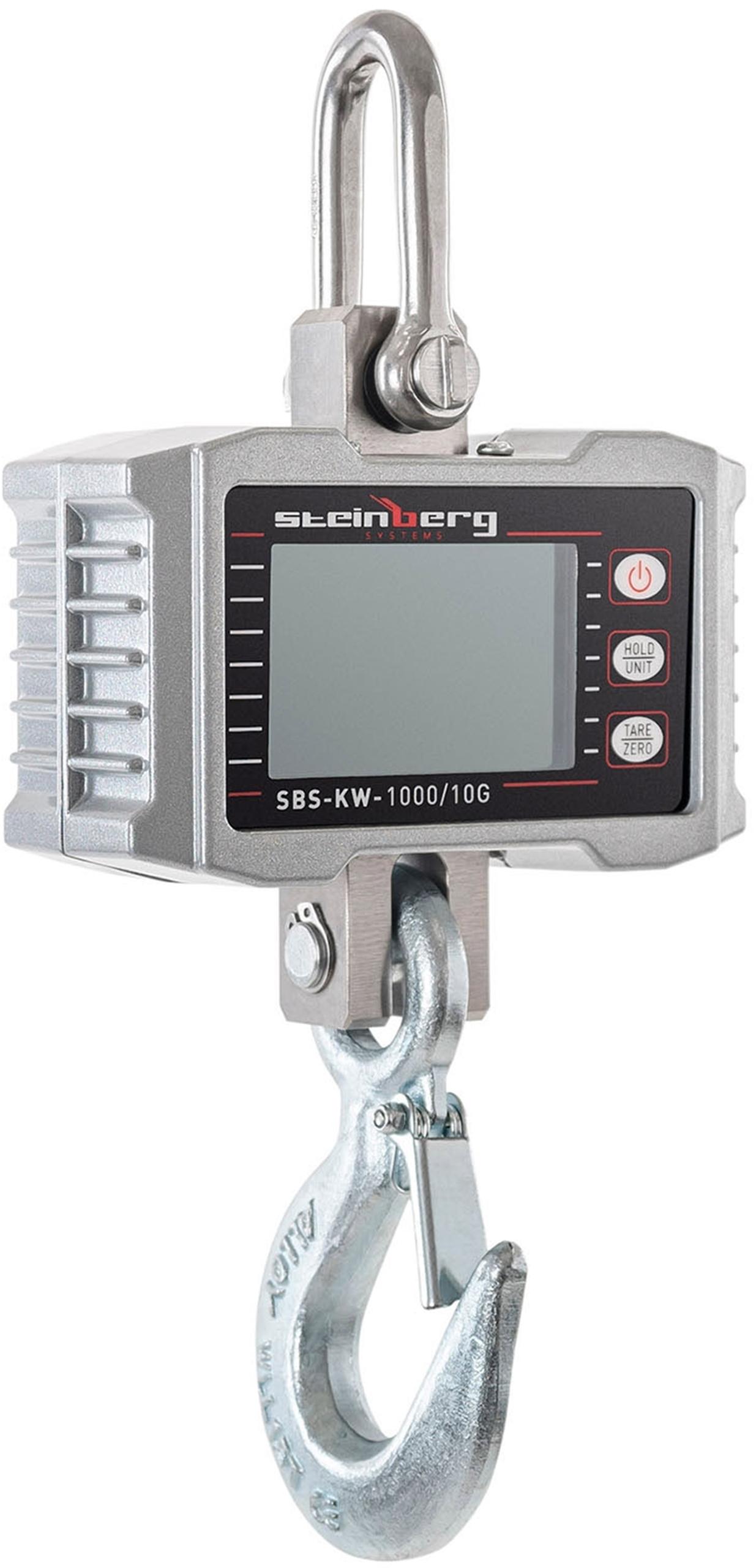 Steinberg 10030128 Hmotnosť háku 1000 kg / 0,5 kg