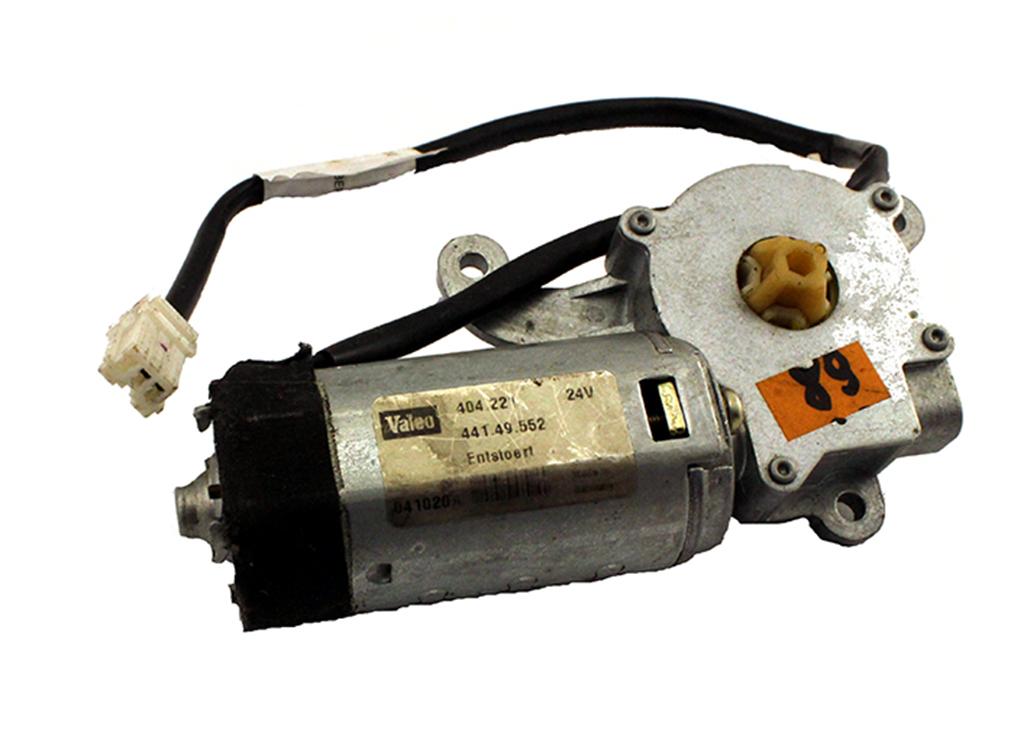 двигатель люка valeo 24v 44149552